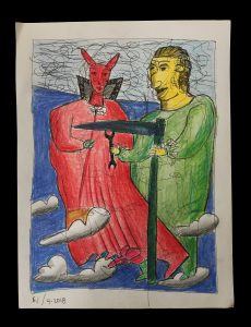 Devil and Reaper